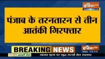 Punjab Police arrests 3 terrorists from Tarn Taran