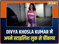 Celeb Spotting: Divya Khosla Kumar turns heads with her stylish look, Daisy Shah snapped at airport