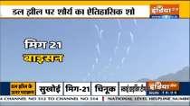 Srinagar: Indian Air Force to conduct air show at Dal Lake