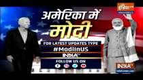 Watch India TV for nonstop update of PM Narendra Modi`s US trip