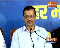 """AAP will carry out the agenda of """"Uttarakhand Nav Nirman"""": Kejriwal"""