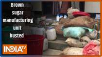 Brown sugar manufacturing unit busted in Imphal