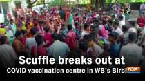 Scuffle breaks out at COVID vaccination centre in WB