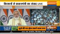 PM Narendra Modi launches 35 crop varieties with special traits