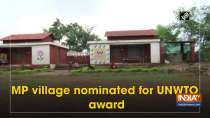 MP village nominated for UNWTO award