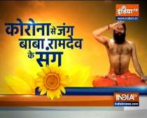 How to protect yourself from third wave of Corona, know from Swami Ramdev