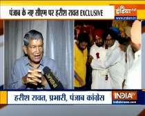 Exclusive: Harish Rawat on newly selected Punjab CM Charanjit Channi