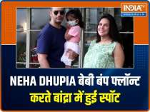 Neha Dhupia steps out with family, Pooja Hegde papped at airport
