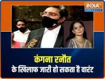 Javed Akhtar defamation case: Kangana Ranaut