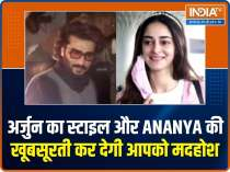 Celebs Out and About: Arjun Kapoor, Ananya Panday and others snapped in the city