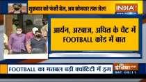 NCB exposes Aryan Khan