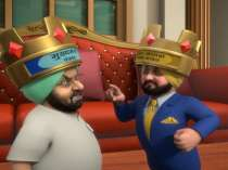 OMG: Captain and Sidhu play