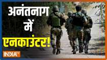 Jammu-Kashmir: Terrorist with rifles and grenade killed in encounter in Anantnag
