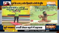 Know from Swami Ramdev which diseases will remain away by consuming Aloe Vera-Tulsi juice