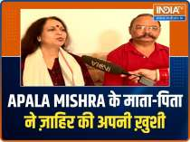 Exclusive: Parents of UPSC topper Apala Mishra share their joy with India TV