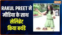 Sidharth Malhotra, Lakshmi Manchu and others spotted; Rakul Preet celebrates birthday