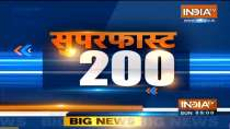 Superfast 200: Watch the latest news from India and around the world | October10, 2021