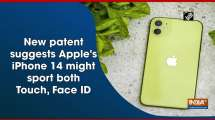 New patent suggests Apple's iPhone 14 might sport both Touch, Face ID