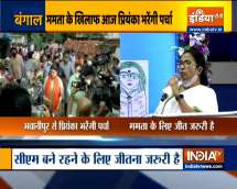 BJP candidate Priyanka Tibrewal to give fight to CM Mamata Banerjee in Bengal Bypolls