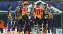 IPL 2021   KKR vs SRH: Which team will register a victory today?