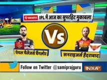 IPL 2021, RCB vs SRH: Virat Kohli wins toss, elects to bowl against laggards Sunrisers