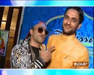 Vikas Gupta throws a lavish party for friends