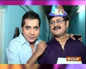 Tiwariji is celebrating birthday with SBAS