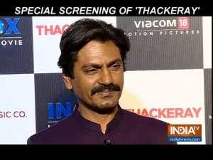 Thackeray screening: Rohit Shetty, Madhur Bhandarkar, Shoojit Sircar and others attend