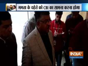 "BJP raises questions on claims by Mamata Banerjee; ""SC order is CBI's victory,"" says Ravi Shankar Prasad"