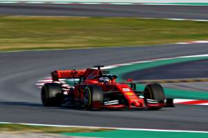 Ferrari ends F1 preseason with fastest car