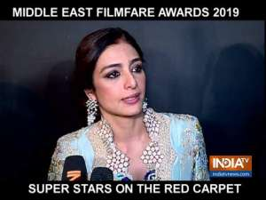 Filmfare Middle East: B-town celebs in their glam avatar