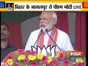 Lok shaba Election 2019 PM Modi Addresses Rally In Bhagalpur