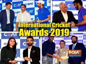 CEAT Awards: Virat Kohli bags International Cricketer of the Year, Bumrah claims bowler of the year