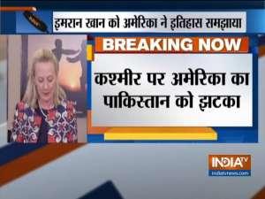 India-Pakistan should resolve Kashmir issues through Shimla agreement: US