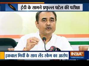 ED to question Praful Patel over alleged property deal
