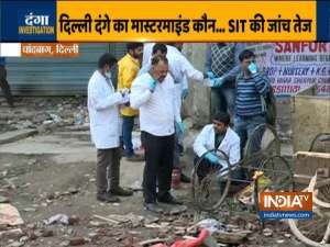 Delhi violence: Death toll rises to 42, Police collect evidence from Tahir Hussain's factory