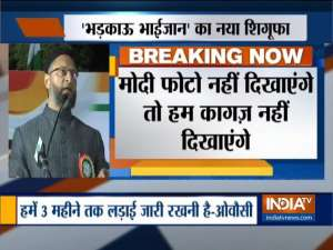 India will turn into a 'Hindu Rashtra' if CAA is implemented, says AIMIM Chief Owaisi