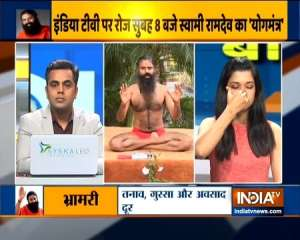 Baba Ramdev says meditation is the best way to calm your soul