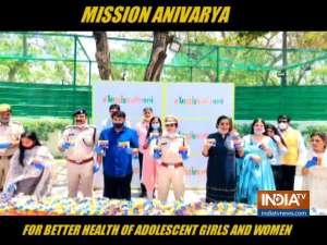 Mission Anivarya: Delhi BJP plans to distributing 6 lakh sanitary napkins