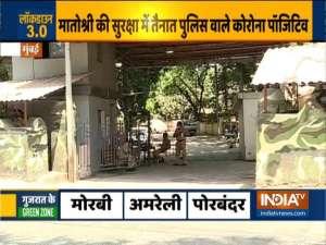3 constables at Maharashtra CM Uddhav's residence 'Matoshree' test positive