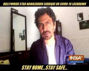 EXCLUSIVE: Nawazuddin Siddiqui reveals how he is spending his quarantine