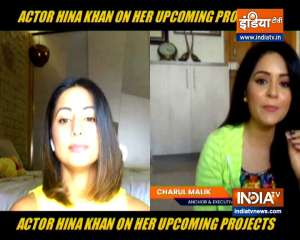 As an actor I am driven towards realistic subjectL Hina Khan on Unlock