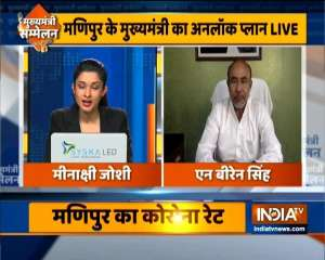 Manipur CM N. Biren Singh speaks to India TV on unlock 1 plan in the state