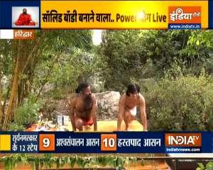 Get 6-pack abs with Swami Ramdev's yoga asanas