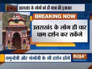 Char Dham Yatra to commence from today, but only for state residents
