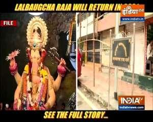 Lalbaugcha Raja Ganapati to return in 2021