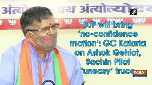 BJP will bring 'no-confidence motion': GC Kataria on Ashok Gehlot, Sachin Pilot 'uneasy' truce