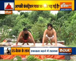 Swami Ramdev shares tips to boost energy in the body
