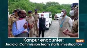 Kanpur encounter: Judicial Commission team starts investigation