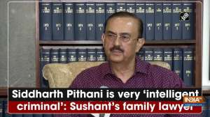 Siddharth Pithani is very 'intelligent criminal': Sushant's family lawyer
